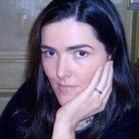 אמנדה פיליפאצ'י .  צילום: ריצ'רד היינס/באדיבות הסופרת
