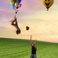 balloon love story by Joel Ormsby