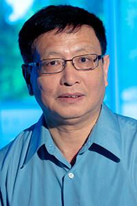 """ד""""ר יטנג זאנג. צילום: אוניברסיטת ניו המפשייר"""
