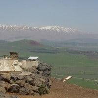הר החרמון המושלג. צילום: תיירות ישראל