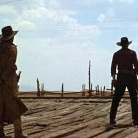 """מתוך הסרט """"היו זמנים במערב"""" של סרג'יו ליאונה"""