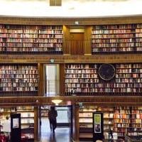 הספריה הציבורית בסטוקהולם שבשוודיה. צילום: סמנתה מארקס