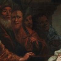 אסתר, נערה יהודיה שנלקחה להרמון המלך אחשוורוש, שבחר בה לבסוף להיות אשתו ולפיכך גם מלכת פרס. ציור: אנדראה סלסטי