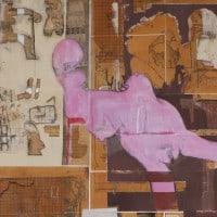 יאיר גרבוז, ללא כותרת. עבודה משנות ה-70. באדיבות גלריה גורדון