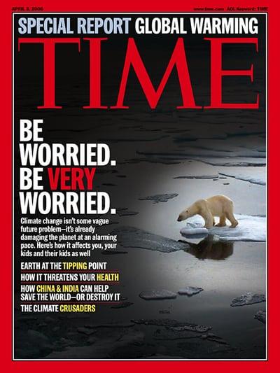 שער מגזין טיים.