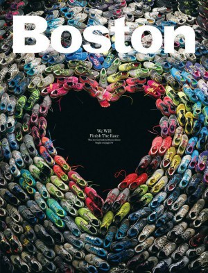 boston race magazine cover