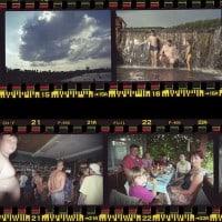 סריקת הסרט (אנה-4) מאת הצלמת אנה ים.