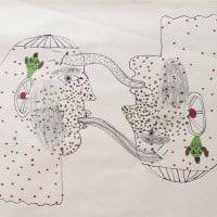 סטפן גולדרייך, ללא כותרת, 2007. באדיבות גלריה שלוש לאמנות עכשווית
