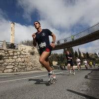 מרתון ירושלים הראשון בשנת 2011. צילום: Israeltourism