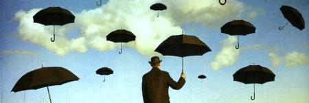 מטריות מעופפות