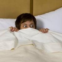 איש מפחד במיטה