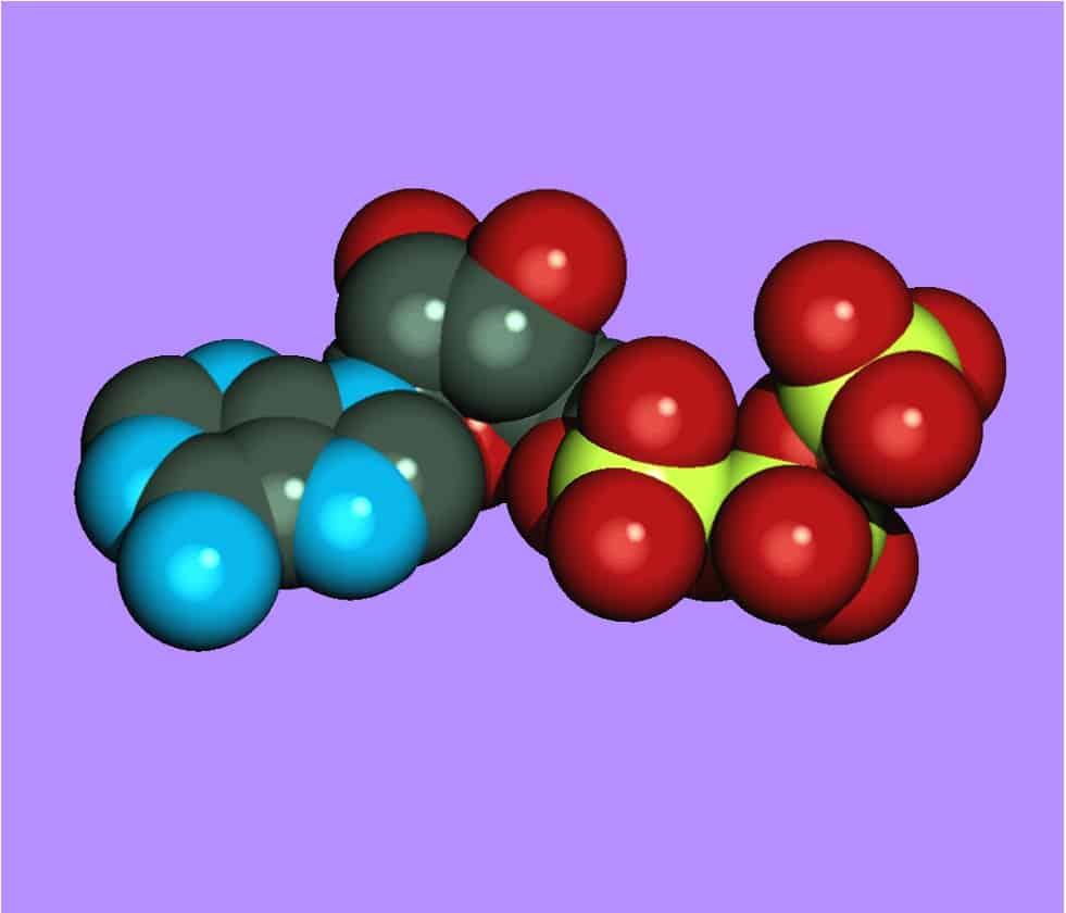 מבנה מרחבי של ATP