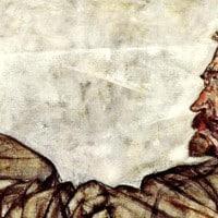 ״פורטרט כפול״ 1913, מאת אגון שילה