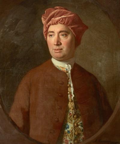 דייוויד יום, 1754. צייר לא ידוע.
