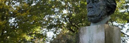 פסל של ואגנר , ביירוית