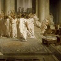 """""""מותו של קיסר"""", ז'אן-לאון ז'רום"""