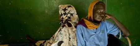 פליטים מדארפור במזרח צ'אד