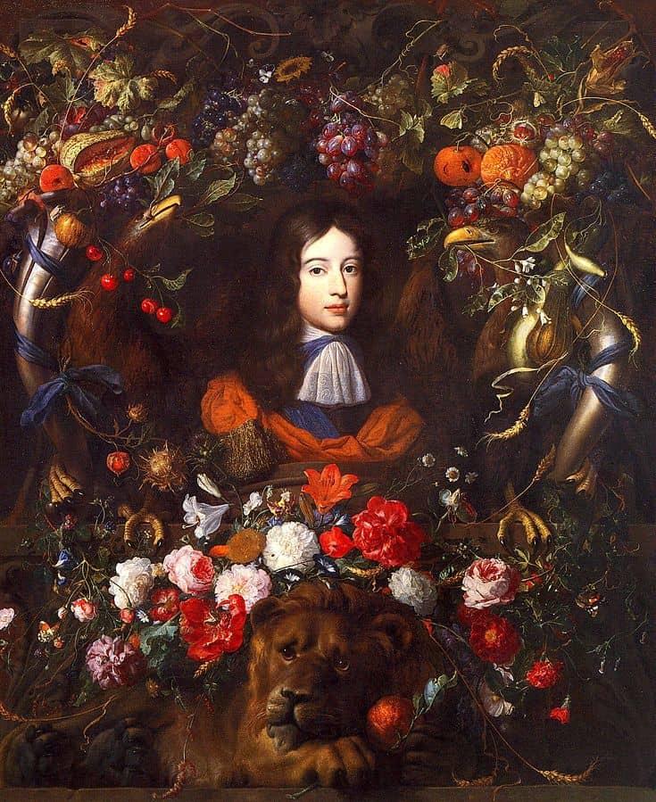 ויליאם השלישי, בית אורנז', הולנד