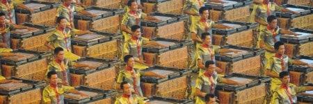 אולימפיאדה, בייג'ינג, 2008, טקס הפתיחה