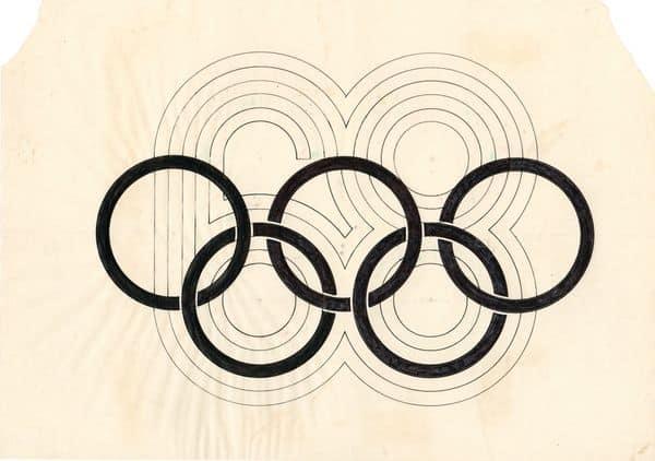 מקסיקו 68, אולימפיאדה, לוגו, לאנס וויימן