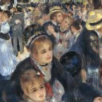 רנואר, מסיבת ריקודים ב-Le Moulin de la Galette