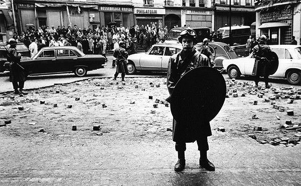 פריס, מאי 1968