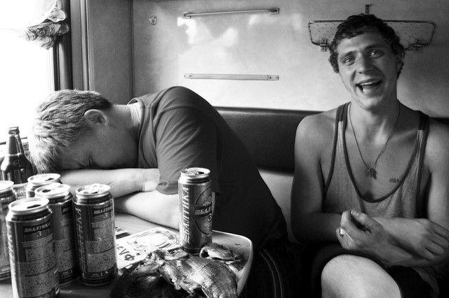 רוסיה, בירה, רכבת