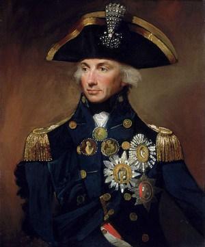 למואל פרנסיס אבוט. תת אדמירל הורציו נלסון, 1800