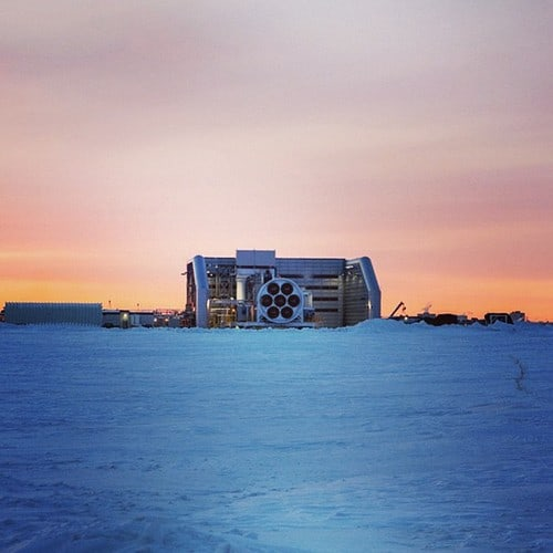 אתר הניסויים של GE, קנדה. צילום: General Electric