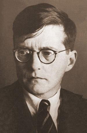 דמיטרי שוסטקוביץ' ב-1942
