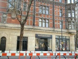 החנות ווטרסטון ברחוב גוור שבלונדון, במקום שבו היתה החנות דילונס.
