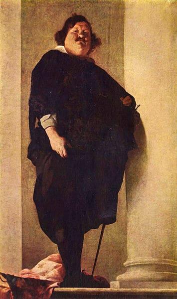 הגנרל מטוסקנה מאת צ'ארלס מלין במאה ה-17