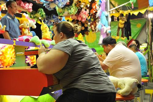 אנשים הסובלים מהשמנת יתר יאבדו בממוצע כמעט עשור מחייהם. צילום: אמיליו לברדור