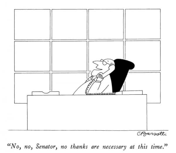 Charles Barsotti / The New Yorker Collection