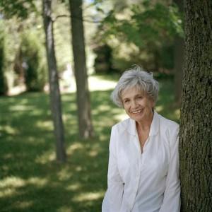הסופרת אליס מונרו. צילום: דרק שפטון