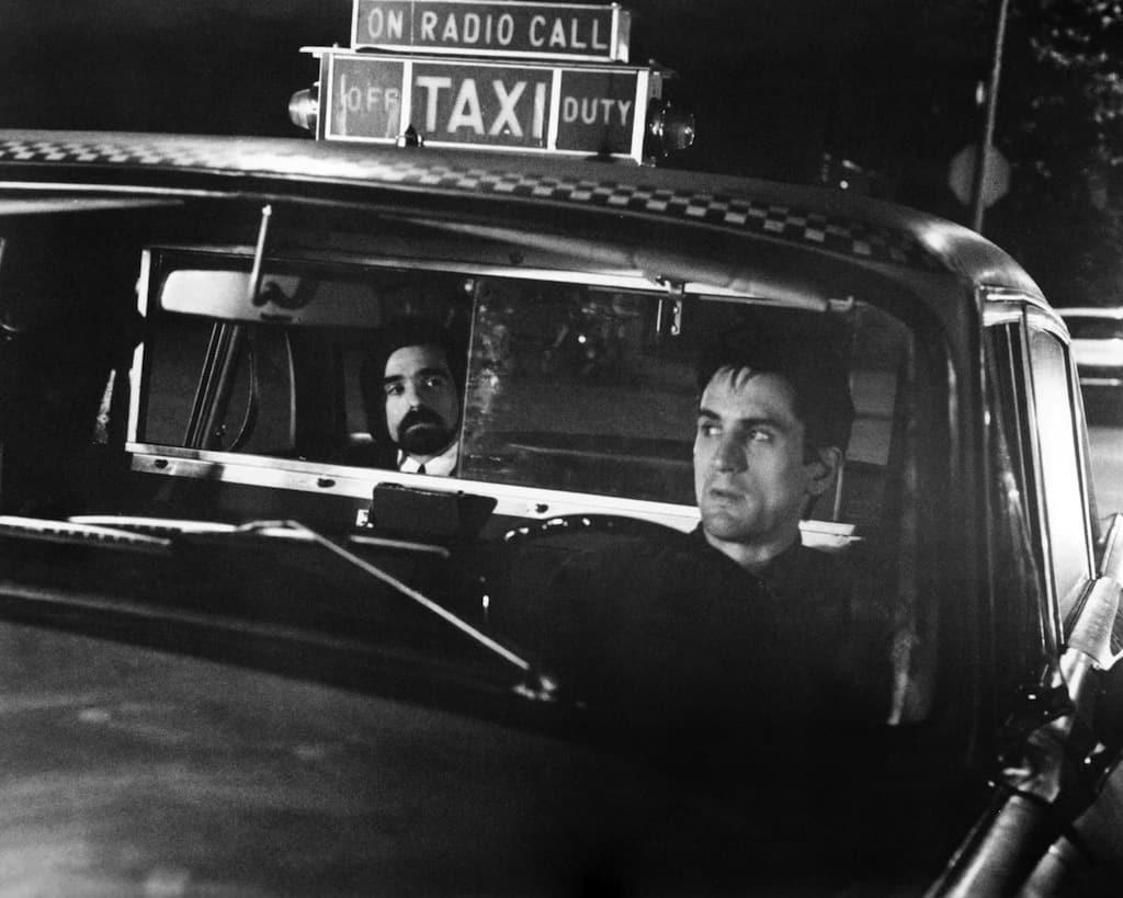 הסרט נהג מונית
