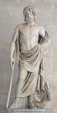 אסקלפיוס היווני