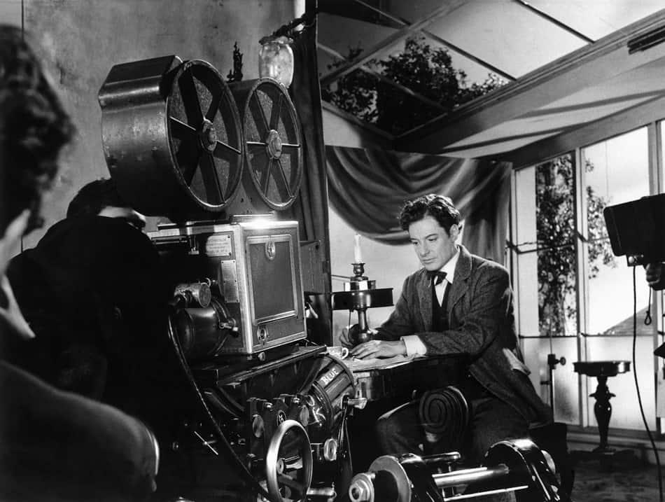 """רוברט דונאט ב""""קופסת הפלא"""", 1951"""