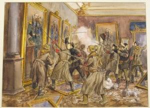 הפוגרום בארמון החורף