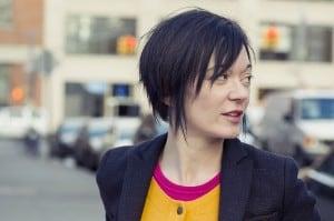 """מנכ""""לית ויקימדיה סו גרדנר ב-2012"""