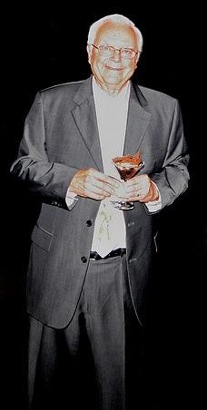 האסטרופיזיקאי פרנק דרייק. צילום: ויקיפדיה
