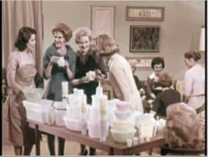 """מסיבת טאפרוור בשנות ה-50 בארה""""ב"""