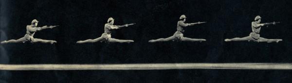רפרודוקציה של גלויה מסין. צילום: דוד קישיק