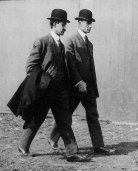 האחרים רייט ב-1910