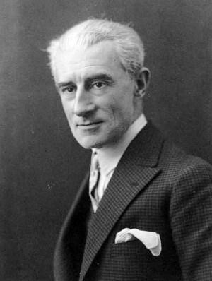 מוריס ראוול ב-1925