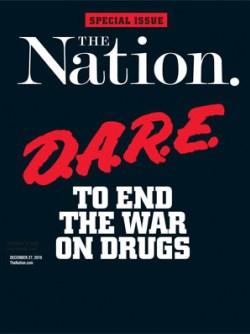 שער של גיליון מיוחד של The Nation