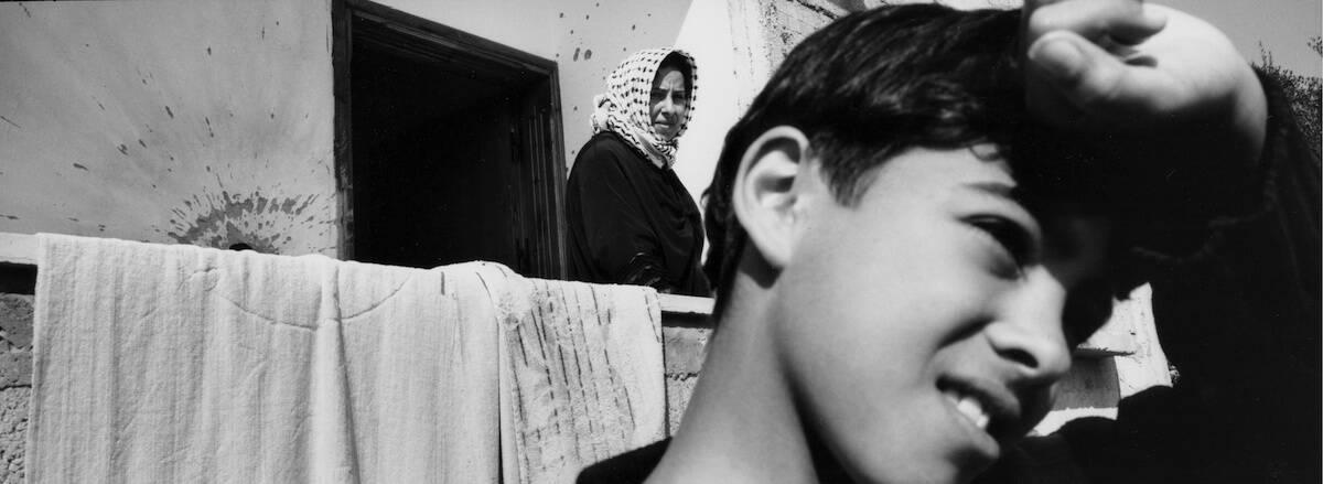 ילד פלסטיני