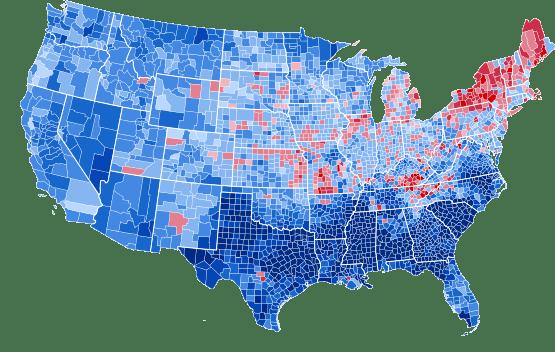 """נתוני הבחירות משנת 1936 בארה""""ב. מדגם של למעלה מ-2 מיליון אנשים לא הצליח לחזות את תוצאותיהן"""