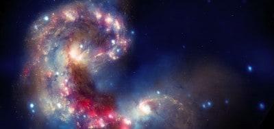 """נאס""""א, גלקסיות, חלל"""