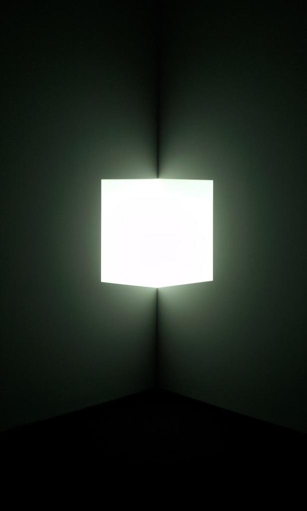 Afrum White, מאת ג'יימס טורל. צילום: גלן רייס